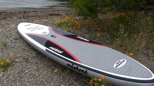 Mistral Equipe 12-5 Inflatable SUP