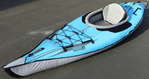 AdvanedFrame DS-XL Inflatable Kayak
