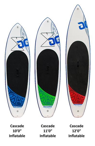 2016 Aquaglide Cascade Inflatable Paddle Boards