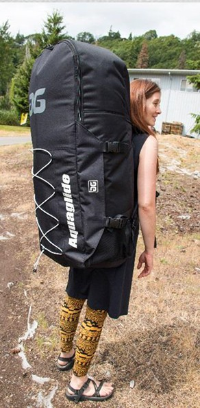 New Aquaglide DLX Backpack