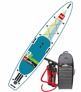 2016 Red Paddle Co Explorer 13-2 ISUP