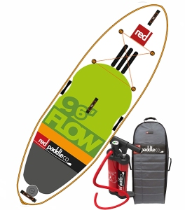 Red Paddle Co 2016 Flow 9-6 Inflatable SUP