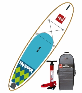 Red Paddle Co 2016 Snapper 9-4 Inflatable SUP