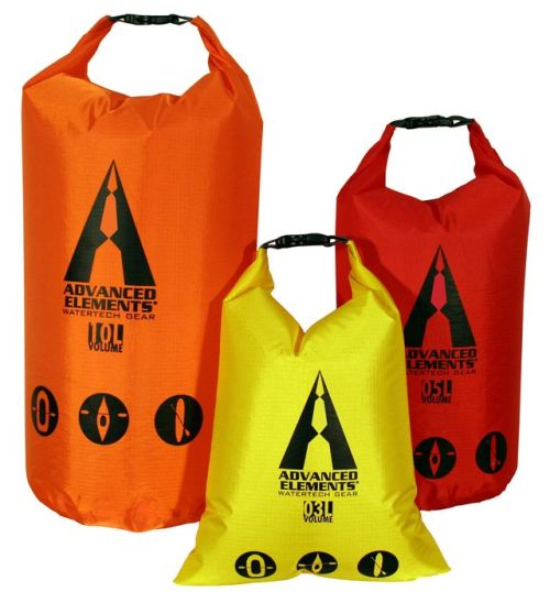 PackLite™ Roll Top Dry Bag Set: AE3506