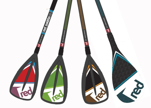 2016 Red Paddle Co SUP paddles