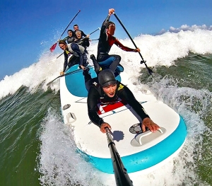 Ride XL Multi-Paddler Inflatable SUP