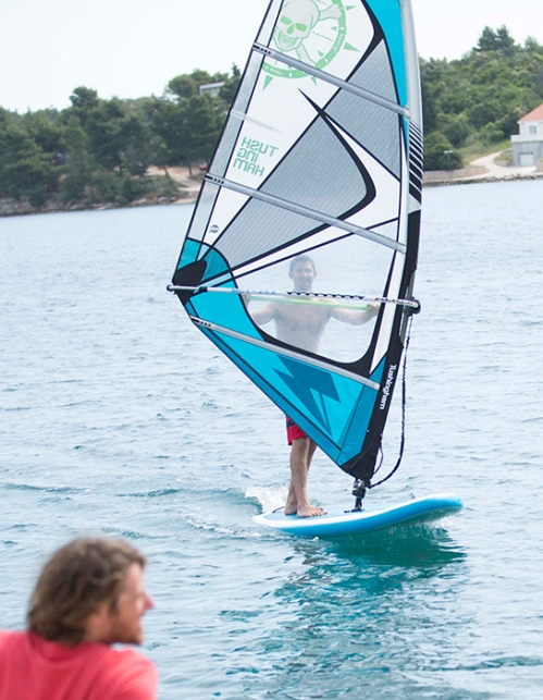 Ride 10-8 Inflatable WindSup Board
