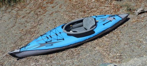 AdvancedFrame DS-XL inflatable kayak