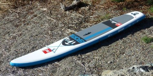 2016 Red Paddle Co Sport 12'6 Inflatable SUP