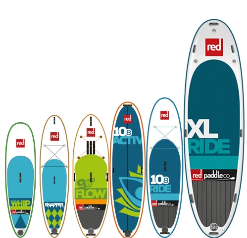 2016 Red Paddle Co Specialty Boards