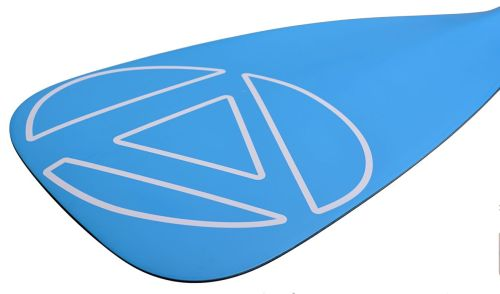 Indy Blue paddle back with ABS rails