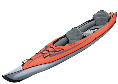 Convertible Tandem Inflatable Kayak for 2016
