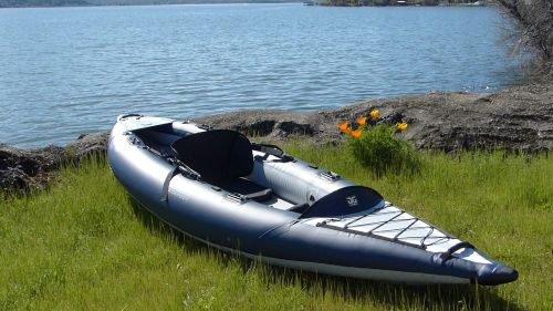 AquaGlide Blackfoot SL Inflatable Kayak