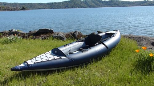 AquaGlide Blackfoot SL Inflatable Kayak