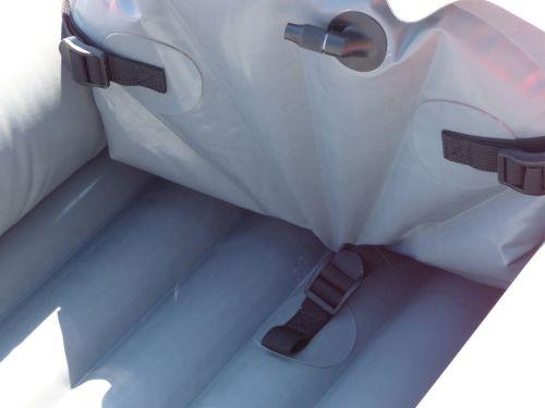 Rear seat attachments