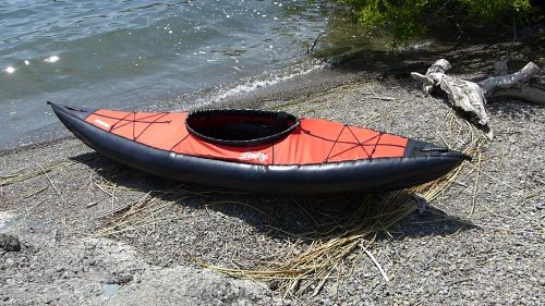 Innova Swing LN inflatable kayak.