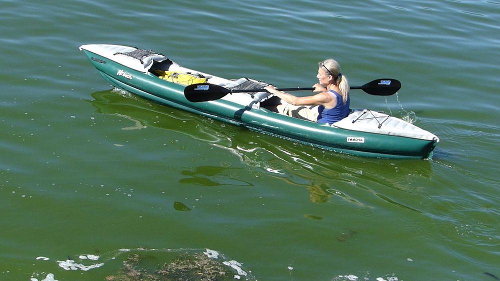 Gumotex Helios 2 Inflatable Kayak