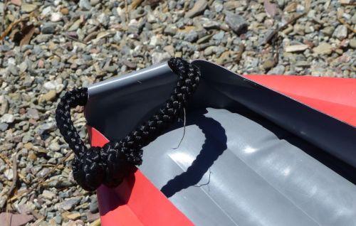 Corded handles