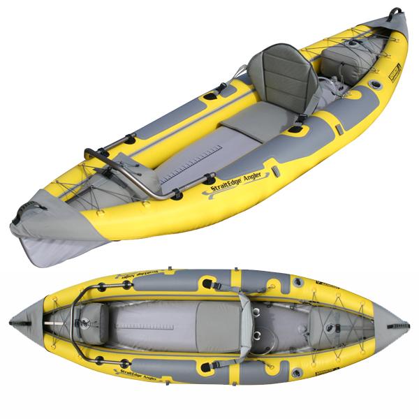 Inflatable Kayak Fishing Tips