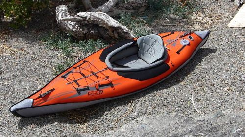 Product Review: Updated AE1012 AdvancedFrame Inflatable Kayak from ...