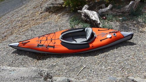 AdvancedFrame Inflatable Kayak