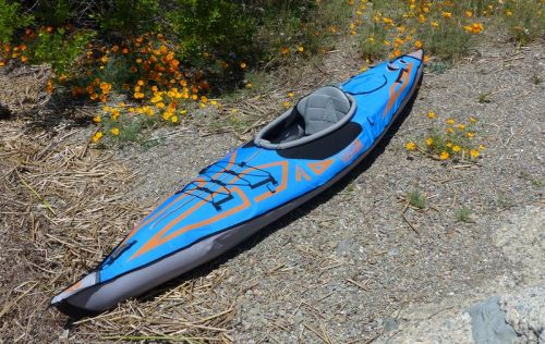 Expedition kayak