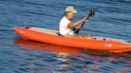 Innova Sunny on the water