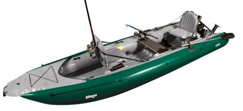 Alfonso inflatable fishing boat