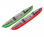 Innova Solar 401C Inflatable Kayak for 1-2+ paddlers