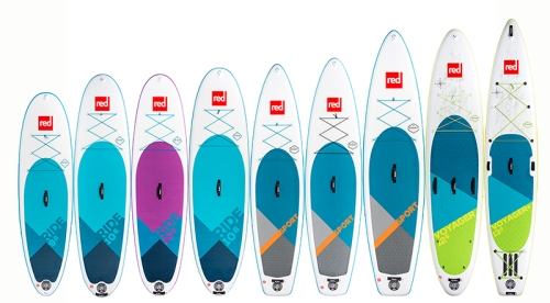 Red Paddle Co Recreational/Touring Series