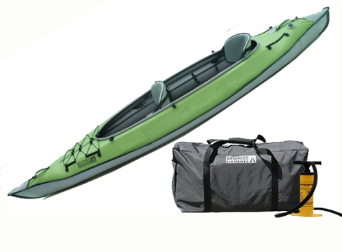 Sneak Preview: Limited Edition AdvancedFrame 2 Inflatable