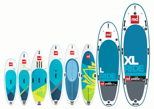 2018 Red Paddle Co Specialty Line