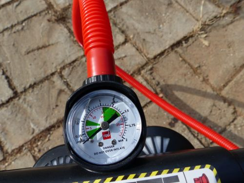 Red Paddle Co Gauge