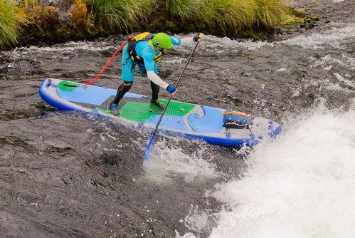 Hala Carbon Hoss Inflatable SUP