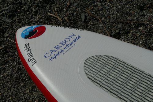 Carbon stringer on the Carbon Nass