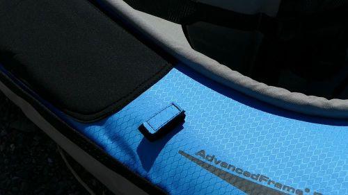 Velcro paddleholders