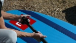 Assembling the Red Paddle 5pc breakdown carbon SUP paddle