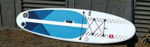 """Red Paddle Co Compact 9'6"""" Inflatable SUP"""