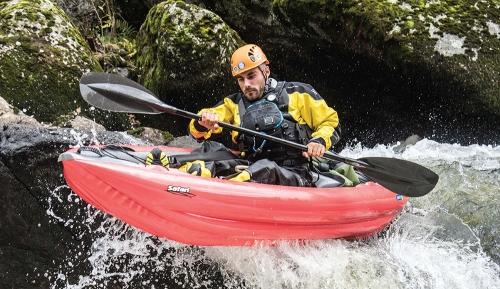 Innova 2019 Safari Whitewater Self-Bailing Kayak