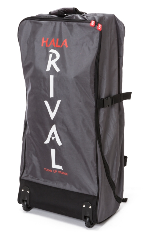 Hala Rival Rolling Backpack
