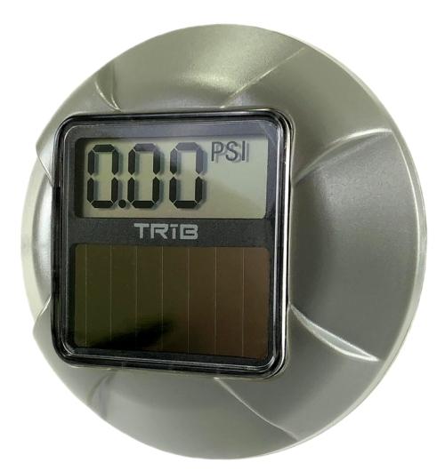 TRiB Outdoor AirCap Pressure Gauge