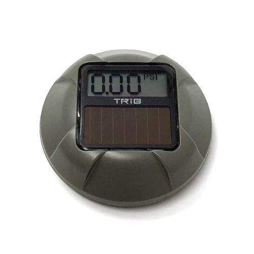 airCap solar pressure gauge from TriB Outdoor Tech.