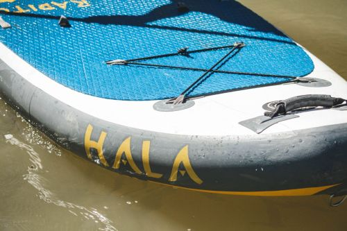 Closeup of Hala Board