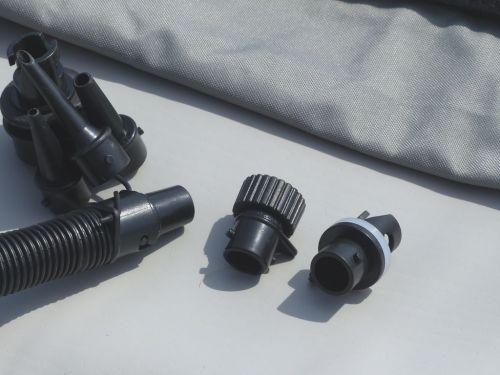 Various adaptors