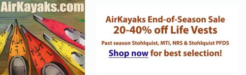 AirKayaks Sale
