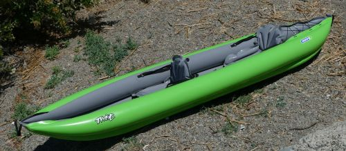 The Innova Twist 2N inflatable kayak