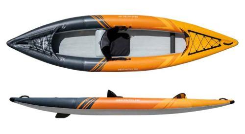 AquaGLide Deschutes 130 inflatable kayak