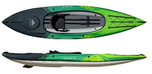 AquaGlide Navarro 130 Inflatable Kayak