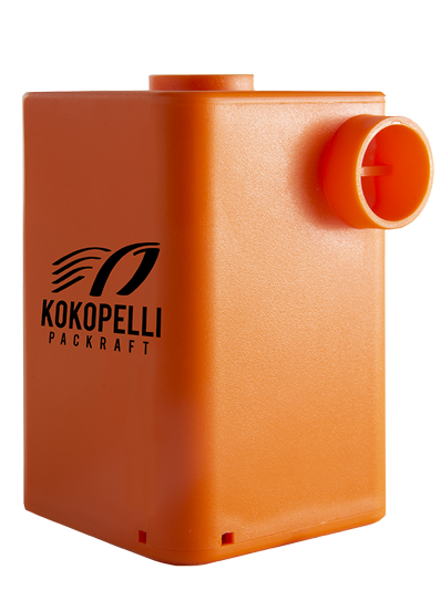 Kokopelli Packraft Feather Pump