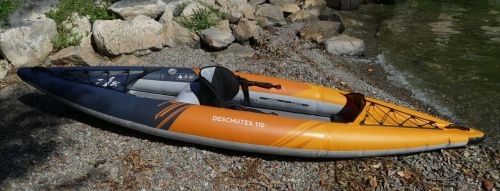 AquaGLide Deschute 110 Inflatable Kayak